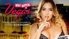 Naughty America – Blair Williams