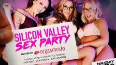 Naughty America – Jade Nile, Moka Mora & Zoey Monroe