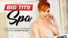 Naughty America – Lauren Phillips