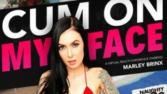 Naughty America VR – Marley Brinx