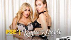 Naughty America – Kayla Kayden & Nicole Aniston