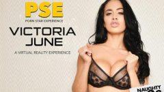 Victoria June – Pornstar Experience – VR