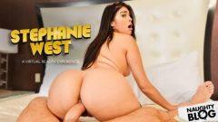 Naughty America VR – Stephanie West