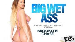 Naughty America VR – Brooklyn Chase