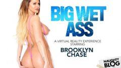 Naughty America VR – Brooklyn Chase