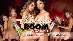 Gina Valentina,Uma Jolie – Champagne Room Round 2