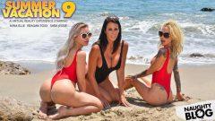 Naughty America VR – Nina Elle & Reagan Foxx, Sarah Jessie