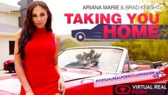 Taking you home Ariana Marie , Brad Knight