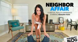 Reagan Foxx – Reagan Foxx fucks photographer neighbor for fame – VR