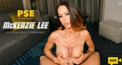 McKenzie Lee – McKenzie Lee will smother you with her big jugs in VR