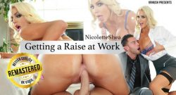Nicolette Shea – From The Vault: Getting A Raise At Work